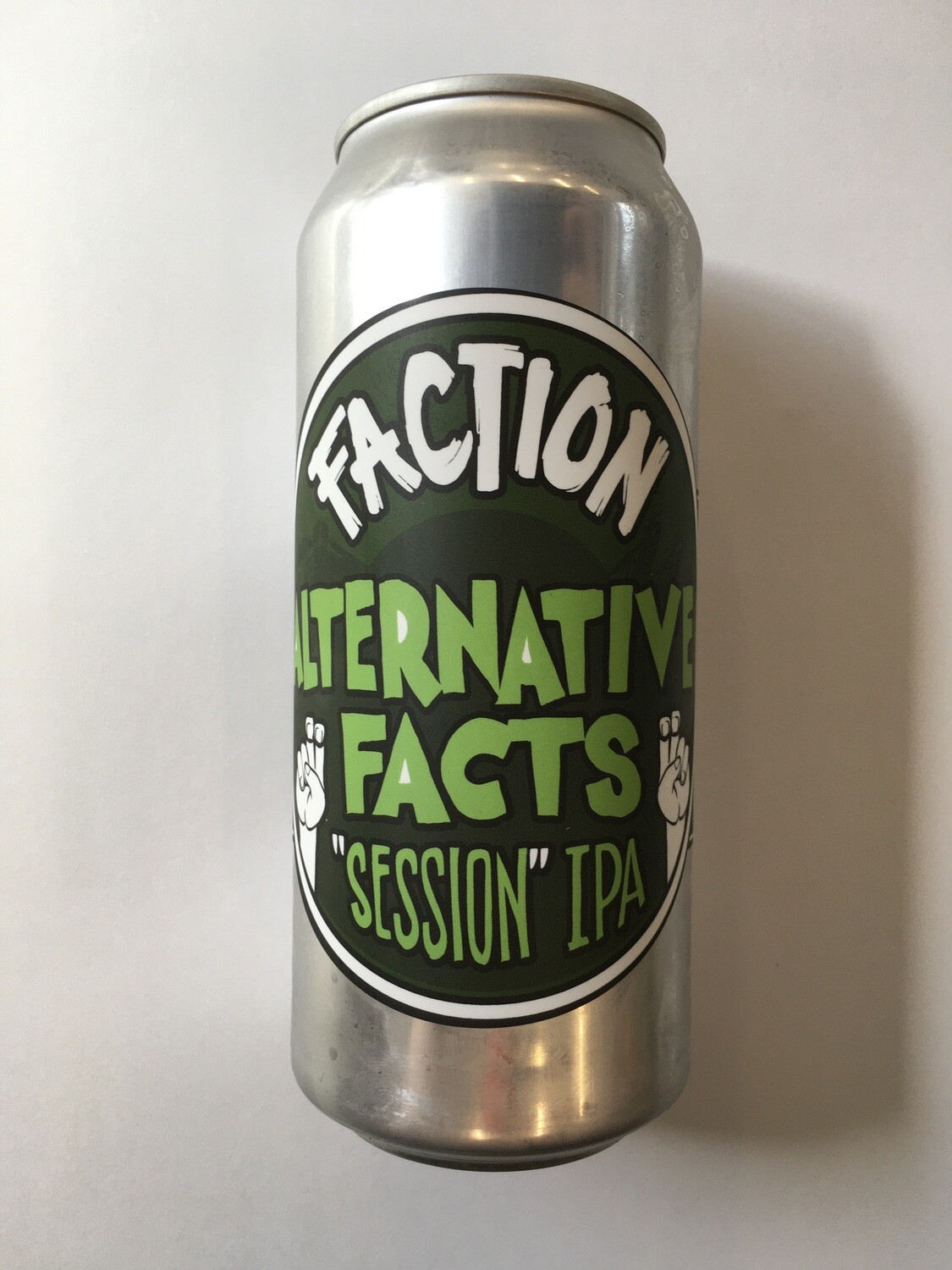 Beer / 16 oz / Faction, Alternative Facts 16 oz