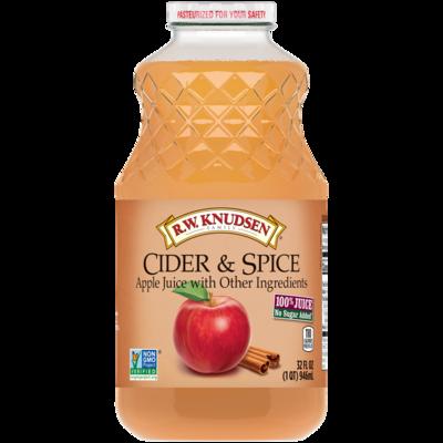 Grocery / Juice / Knudsen Cider & Spice