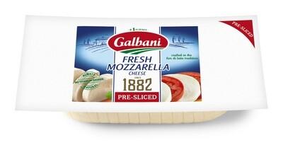 Deli / Cheese / Galbani Fresh Mozzarella Sliced Log 16 oz