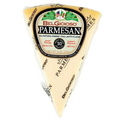 Deli / Cheese / BelGioioso Parmesan Wedge, 8 oz
