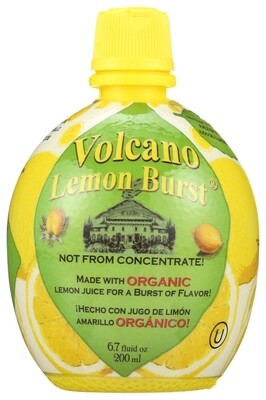 Grocery / Juice / Volcano Burst Lemon, 6.7 oz