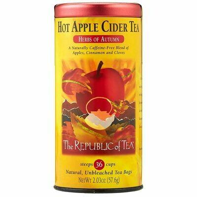 Grocery / Tea / Republic of Tea, Hot Apple Cider Tea