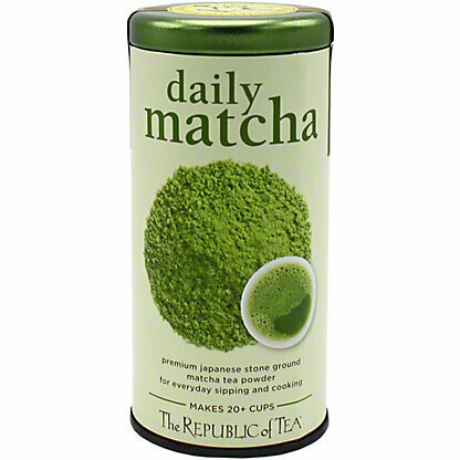 Grocery / Tea / Republic of Tea, Daily Matcha, 1.5 oz