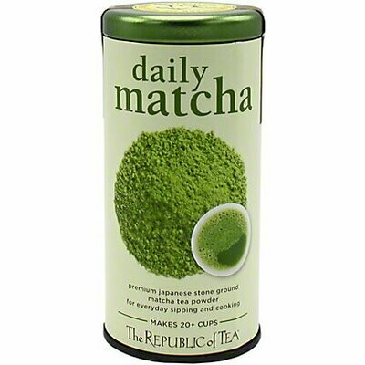Grocery / Tea / Republic of Tea, Daily Matcha, 1.5 oz