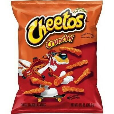 Chips / Big Bag / Cheetos Crunchy 8.5 oz