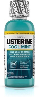 Health and Beauty / Toothpaste / Listerine 95ml