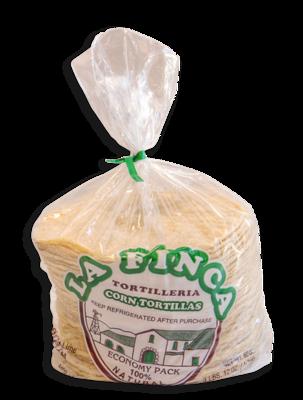 Bread / Tortillas / La Finca Corn Tortillas, 5 dz