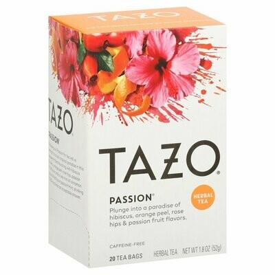 Grocery / Tea / Tazo Passion Tea, 20 tea bags