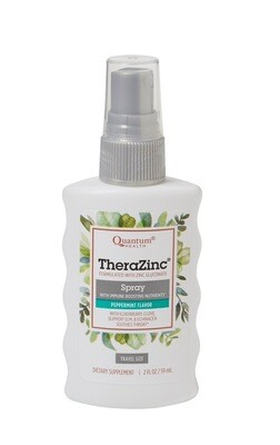 Health and Beauty / Cold / Quantum Thera Zinc Spray 2 oz