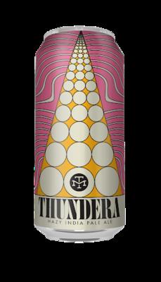 Beer / 16 oz / Modern Times, Thundera, Hazy IPA  16 oz