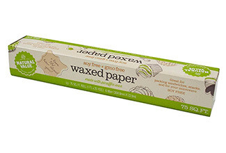 Household / Baking / Natural Value Brown Wax Paper Roll, 75 sq ft