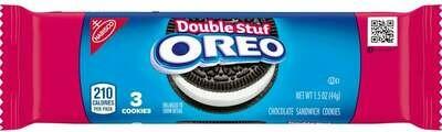 Cookies / Single Serve / Double Stuf Oreo 1.5 oz.