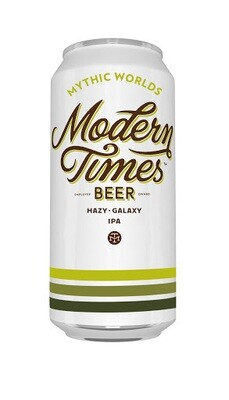 Beer / 16 oz  / Modern Times Mythic Worlds 16oz