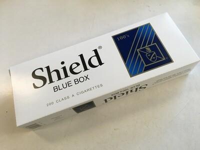 Shield Blue 100's Carton