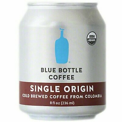 Beverage / Coffee & Tea / Blue Bottle Single Origin Cold Brew Coffee, 8 oz.