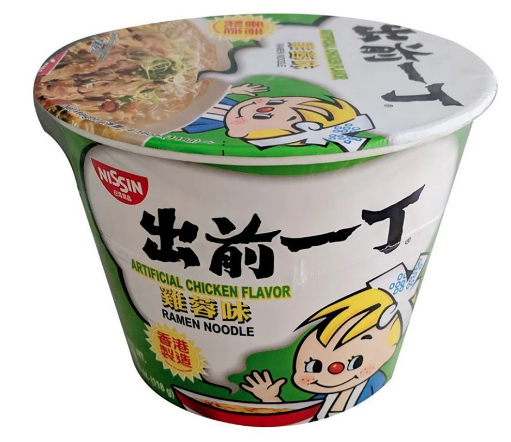 Grocery / Soup / Demae Chicken Ramen bowl, 4.16 oz.