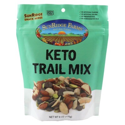 Bulk / Trail Mix / SunRidge Farms Keto Trail Mix, 6 oz