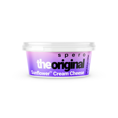 Dairy / Dairy Substitute / Spero Sunflower Cream Cheese Original, 6.5 oz.