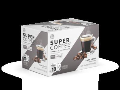 Coffee / K-Cup / Kitu Coffee K-Cup Dark Roast, 10 ct