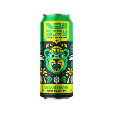 Beer / 16 oz  / New Glory Ubahdank IPA, 16 oz