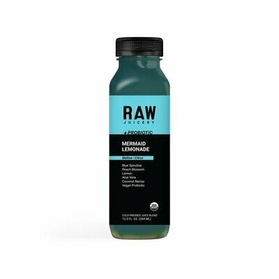 Beverage / Juice / Raw Juicery Mermaid Lemonade, 12 oz.