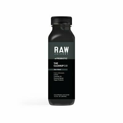Beverage / Juice / Raw Juicery The Cleanup, 12 oz.