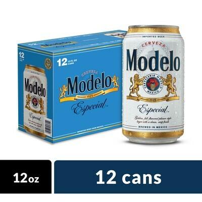 Beer / 12 Pack / Modelo Can 12 pk