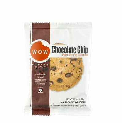 Snack / Cookies / WOW Gluten Free Chocolate Chip Cookie