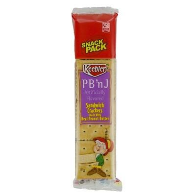 Snack / Crackers / Keebler PB n J Crackers