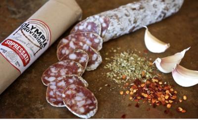 Deli / Meat / Olympia Sopressata Salami, 4.2 oz
