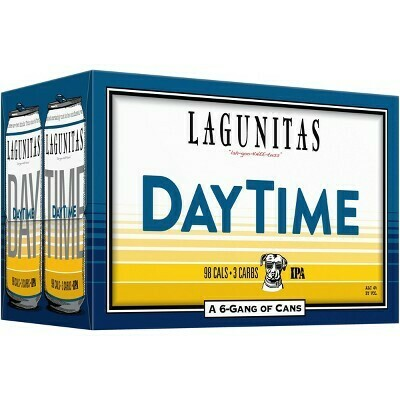 Beer / 6 pack  / Lagunitas Day Time, 12oz.