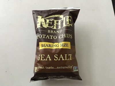 Chips / Big Bag / Kettle Chips Sea Salt 13 oz