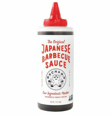Grocery / Condiments / Bachan's Original Japanese BBQ Sauce