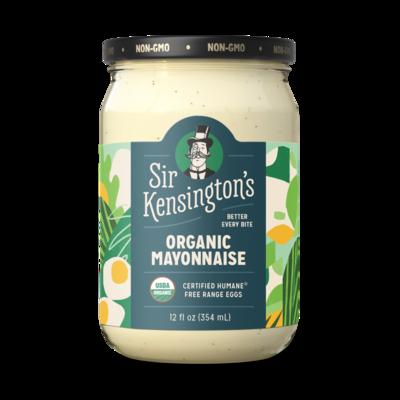 Grocery / Condiments / Sir Kensington's Organic Mayo