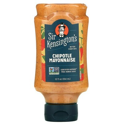 Grocery / Condiments / Sir Kensington's Chipotle Mayo, 12 oz