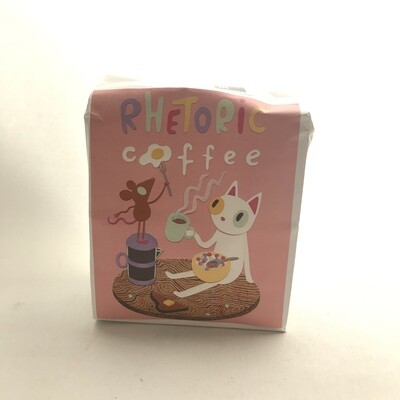 Coffee / Beans / Rhetoric Coffee Cicero's Choice (rotating), 12 oz.