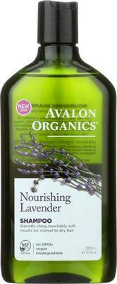 Health and Beauty / Beauty / Avalon Lavender Shampoo, 11 oz