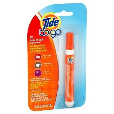 Household / Laundry / Tide To Go Stain Stick, .33 fl oz