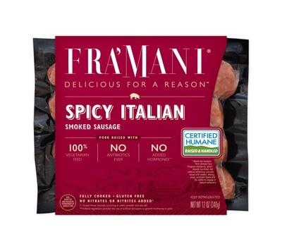Deli / Meat / Fra'Mani Spicy Italian Sausage