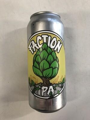 Beer / 16 oz / Faction, Spring IPA, 16 oz