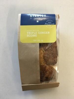 Starter Bakery Triple Ginger Scone