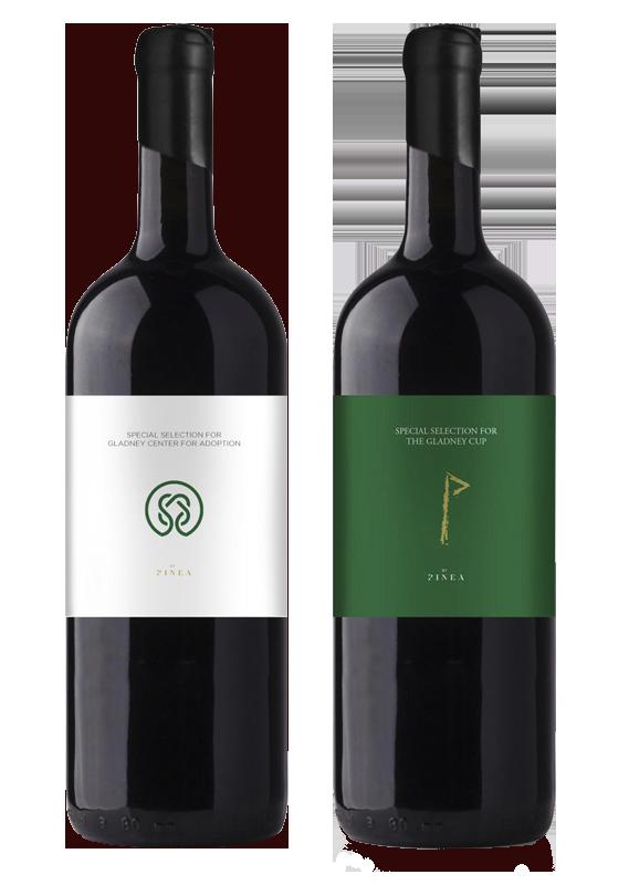TWIN PACK (2 bottles – large format) GLADNEY CENTER OF ADOPTION