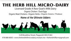 The Herb Hill Farm Online Store
