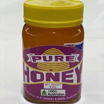 HONEY - STUART MILL (500G TUB)