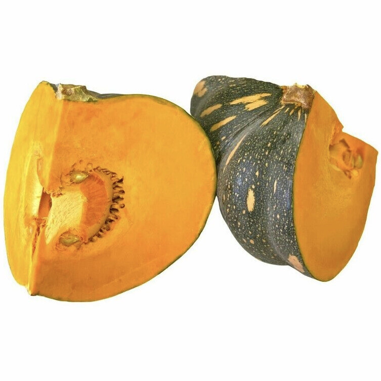 PUMPKIN JAP MED-LARGE CUT (QUARTER)