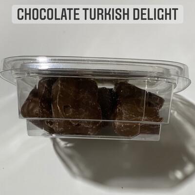 NEW - CHOCOLATE TURKISH DELIGHT