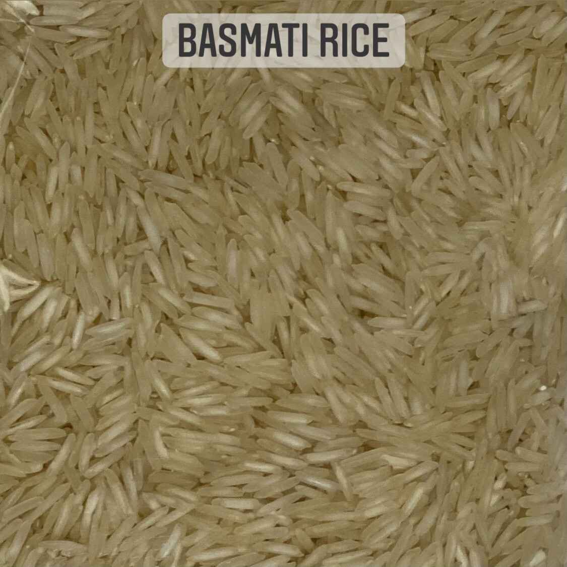 NEW - BASMATI RICE