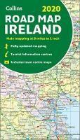 2021 Collins Map of Ireland