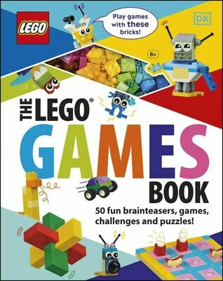 LEGO Games Book, The