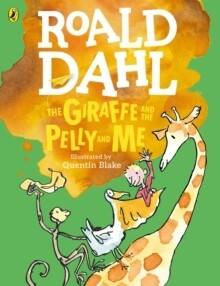 Giraffe, The Pelly And Me Illustrated